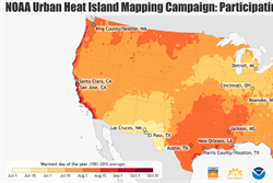 2020 Urban Heat Island Mapping Campaign Successfully Finishes