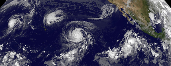 Study Develops Framework to Improve Tropical Cyclone Modeling and Projections