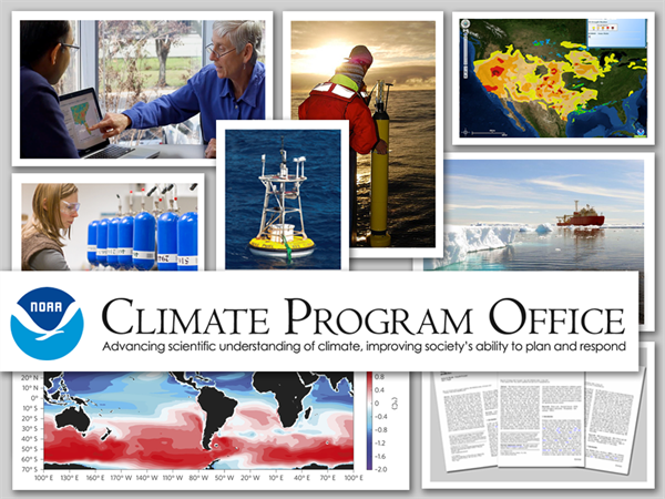 NOAA's Climate Program Office Announces FY18 Federal Funding Opportunities